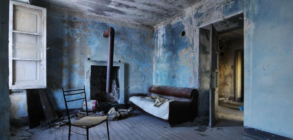 total nedrivning af huse og sommerhuse